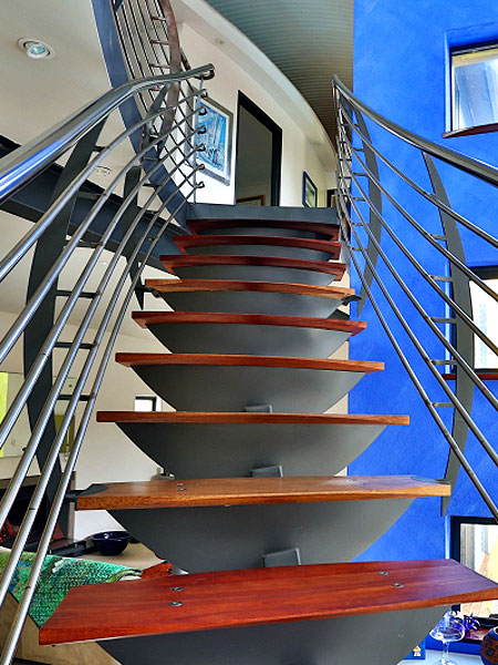 Modern Staircase Design Perth WA